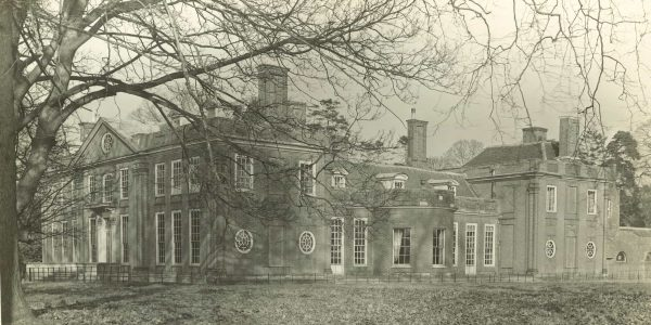 Bradbourne House 1950s